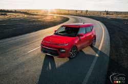 Introducing the new 2020 Kia Soul