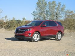 2018 Chevrolet Equinox Diesel, a High-Ranking Compact SUV