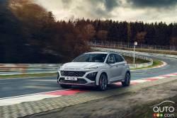 Introducing the 2022 Hyundai Kona N