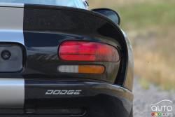 taillights détails