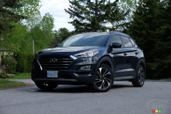 We drive the 2019 Hyundai Tucson