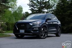 Nous conduisons le Hyundai Tucson 2019