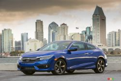 The 2016 Honda Civic Coupe is a fun little car that's sure to appeal to precisely the buying public Honda intends it to. It's funky and cool in all the right ways, and practical and down to earth in all the others.