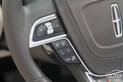 Steering Wheel Features