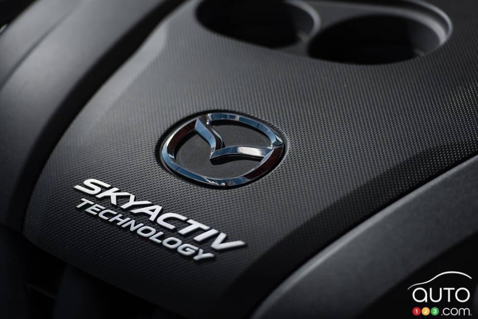 2016 Mazda CX-3 GT Engine