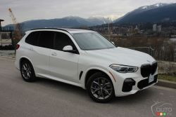 We drive the 2021 BMW X5 xDrive45e PHEV