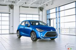 Introducing the new 2020 Toyota Yaris Hatchback