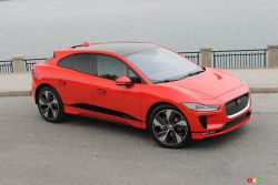 We drive the 2019 Jaguar I-PACE