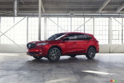 Introducing the 2022 Acura MDX