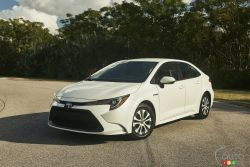 Introducing the new 2020 Toyota Corolla Hybrid