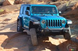 We drive the 2020 Jeep Wrangler EcoDiesel