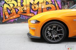 We drive the 2019 Ford Mustang w/ Performance Pack 2