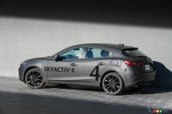 Mazda SKYACTIV-X, a revolutionary engine