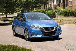 Introducing the 2021 Nissan Versa