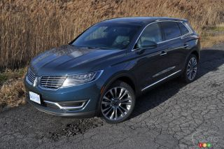 2016 Lincoln MKX pictures