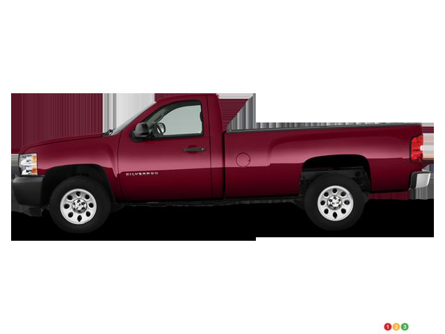 Chevrolet Silverado 1500 CABINE DOUBLE 6 6P