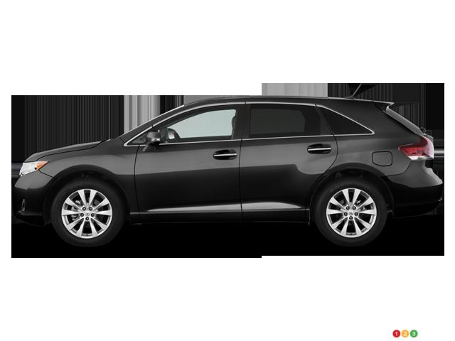 2015 Toyota Venza BASE