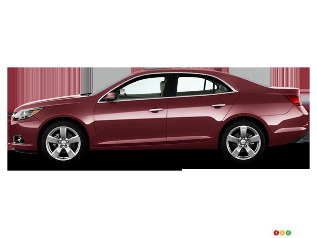 2015 Chevrolet Malibu LT W/1LT