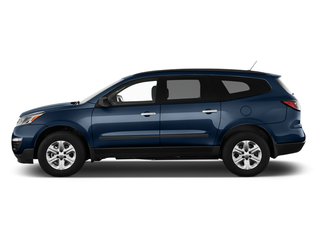 2015 Chevrolet Traverse LT W/1LT