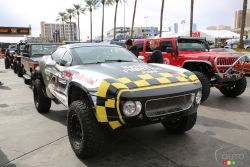 The Local Motors Rally Fighter is one of the coolest, most original cars. The Local Motors concept is just as original. For many, the Rally Fighter is considered to be THE Zombie apocalypse car par excellence and I would have to agree.