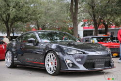 2013 Scion FR-S and Subaru BRZ video at SEMA Show 2013: The Subaru BRZ and Scion FR-S are still making considerable waves in the car world despite some serious reliability and quality issues. Be that as it may, these cars are still some of the best drivers on the road today.