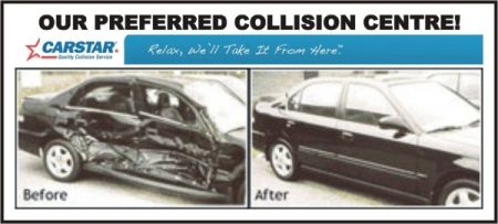 Our Preferred Collision Centre!