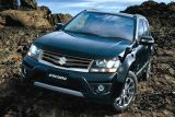 2013 Suzuki Grand Vitara Commercial