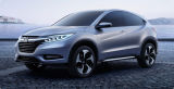 All new Honda Urban SUV coming...