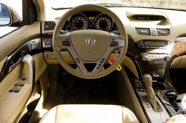 2012 Acura MDX