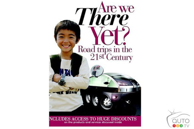 Are We There Yet? Road Trips in the 21st Century