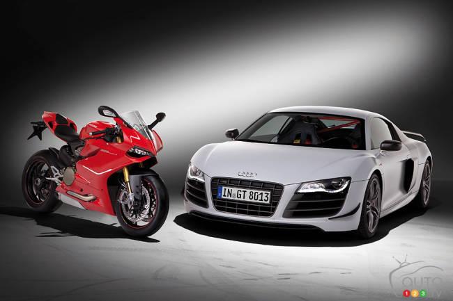 Audi To Buy Ducati - Audi to buy