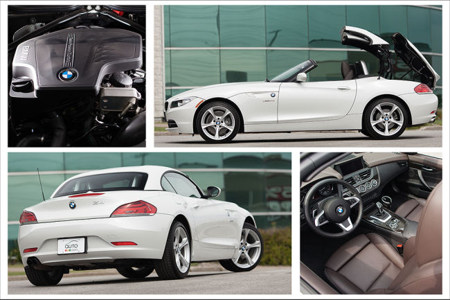 2012 BMW Z4 sDrive28i