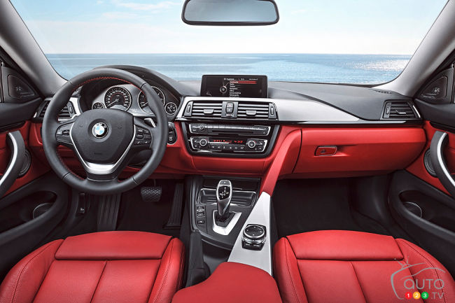 bmw 435i xdrive 2014 essai routier. Black Bedroom Furniture Sets. Home Design Ideas