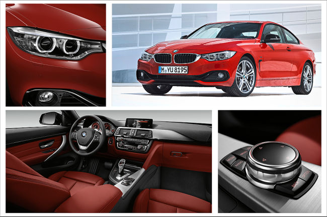 BMW 435i xDrive Coupe 2014
