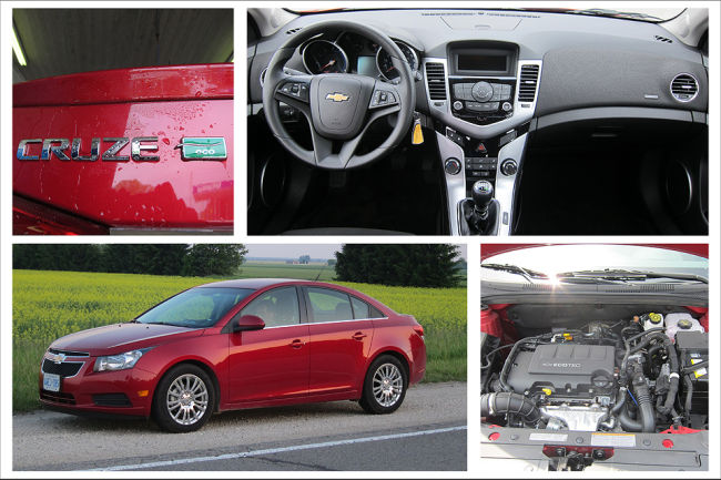 Chevrolet Cruze Eco 2012