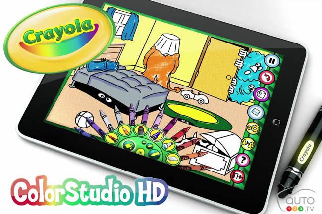 Crayola ColorStudio HD