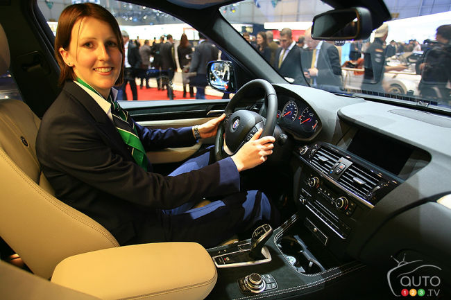 Women in the Auto World: Daniela Schmidt