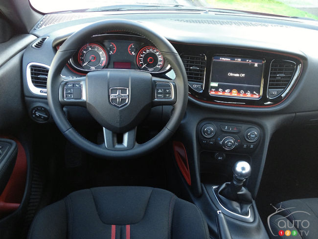 2013 Dodge Dart Rallye Review