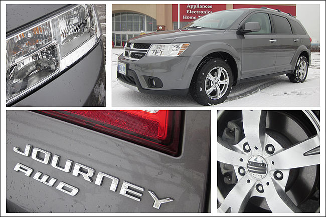 Dodge Journey R/T TI 2012