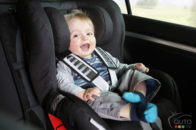 How To: Properly Install a Rear-Facing Baby Seat