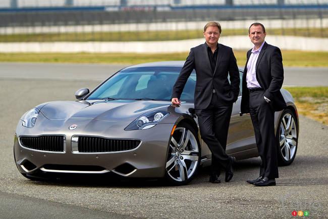 Fisker Automotive Chairman Henrik Fisker Steps Down