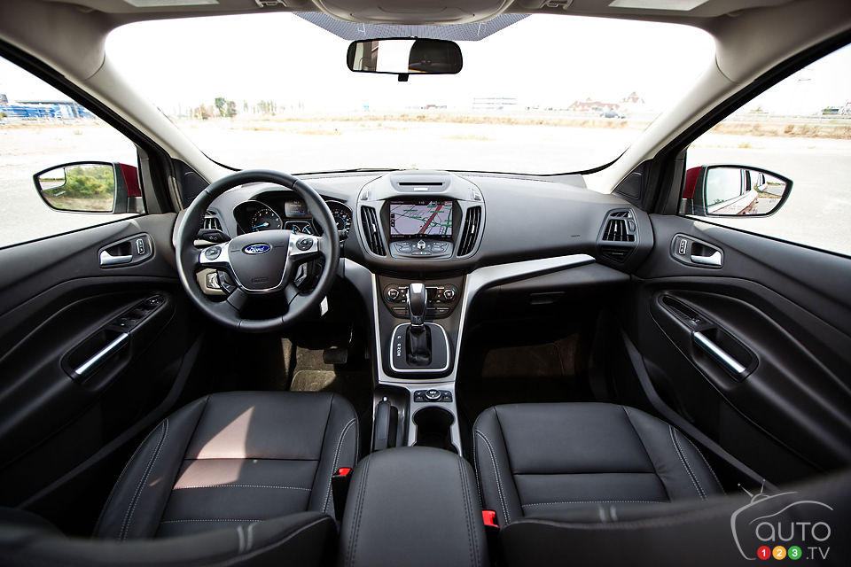 Ford escape 2013 interior