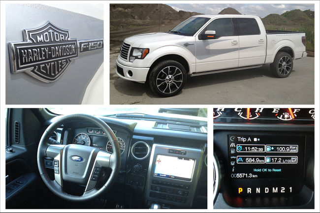 2012 Ford F 150 Harley Davidson Edition Review