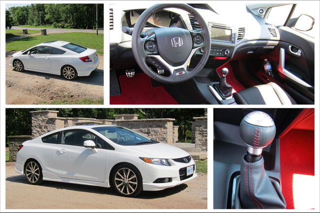 Honda Civic Si HFP 2012