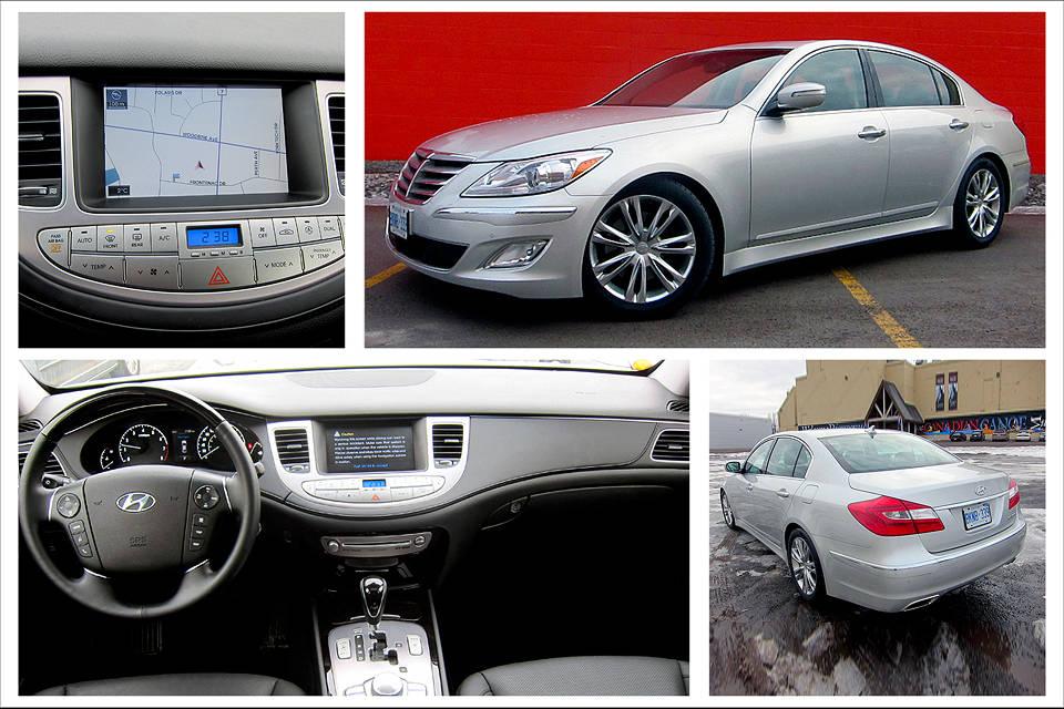 2012 Hyundai Genesis 3.8 Sedan