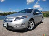 Chevrolet Volt 2012 : essai routier