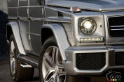 Mercedes-Benz introduces 2013 G63 AMG