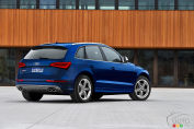 2014 SQ5 adds to Audi's promising Detroit showcase