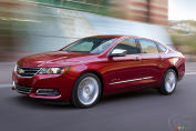 GM announces pricing for all-new 2014 Chevrolet Impala