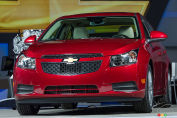 Chevrolet Cruze Clean Turbo Diesel coming to Canada